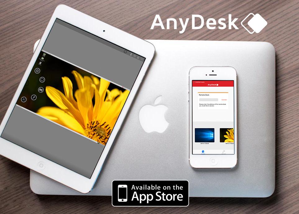 Скачать Anydesk на айфон